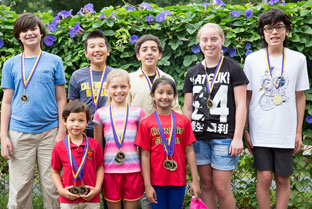 Rainard Students Earn Top 10% in National Noetic Math Contest